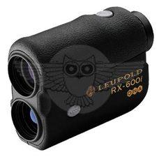 Лазерный дальномер Leupold Compact RX-600i с DNA 6х23, black